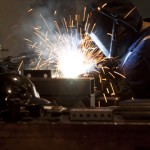 welder commercial photography