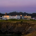 downtown_mendocino travel photograph