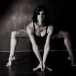 spider pose - Elizabeth Keyes Blanchard