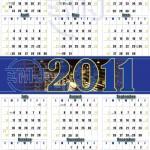 2011 EMJ Calendar