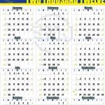 EMJ Calendar 2012