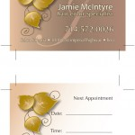 Salon Card