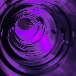 Purple Rolled Steel