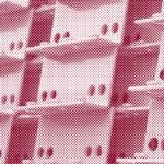 bitmapped industrial art
