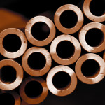 Bronze Tube Ends