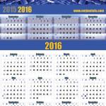2016 EMJ Calendar Concept 8