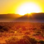 Sunrise in Sedona Arizona