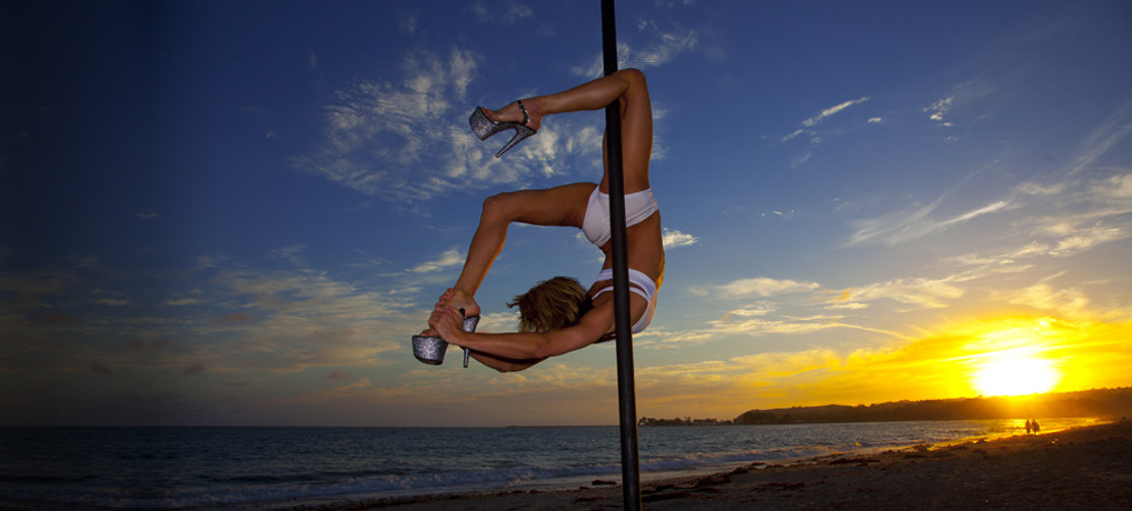 Pole Fitness Photography