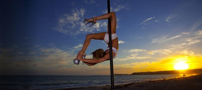 Pole Fitness Photography