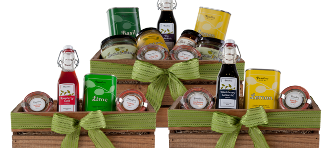 Pasolivo Holiday Baskets