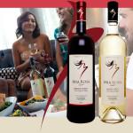 MIA ROSA Wine Collage