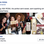 MIA ROSA Facebook Ad